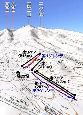 カシミールde富士見高原♪