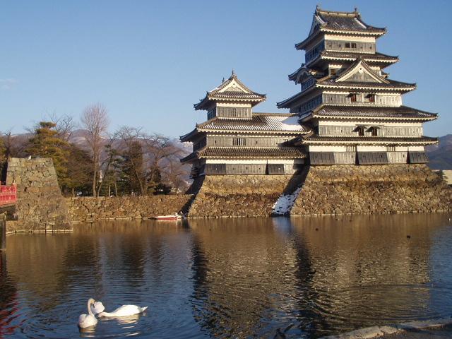 松本城だじょー♪(その1)