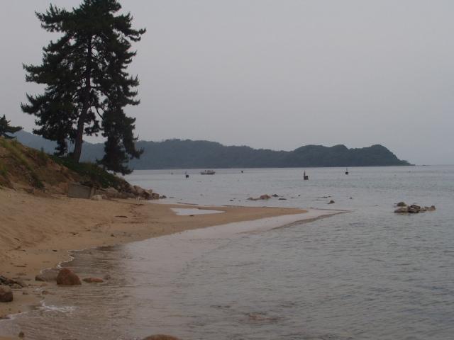 色が浜(その1)♪