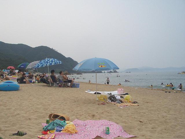 水晶浜(その1)♪