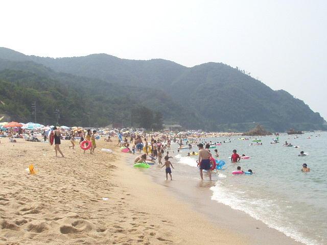 水晶浜(その4)♪