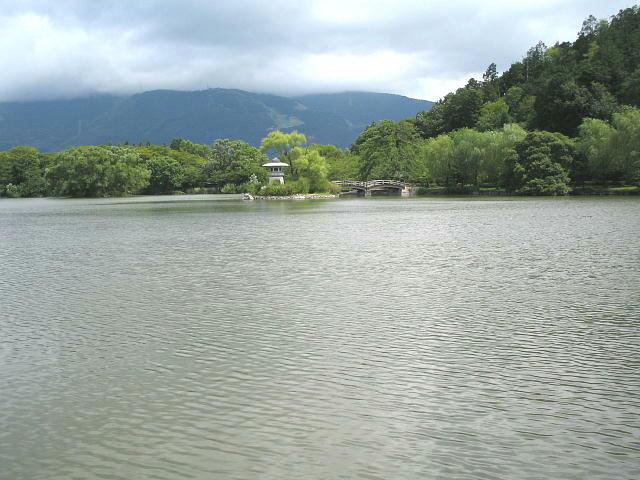 三島池っ♪