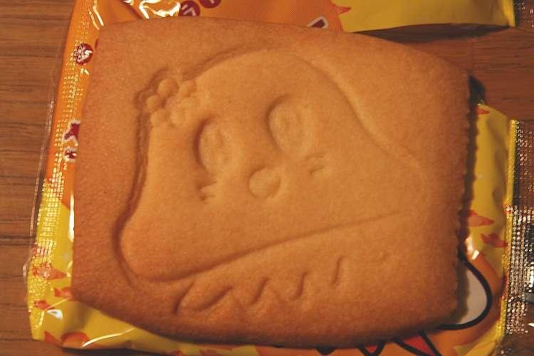 さくさくクッキー(中身)♪