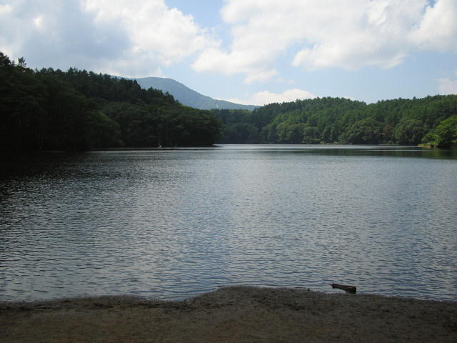 """希望湖と書いて""""のぞみ湖""""♪"""