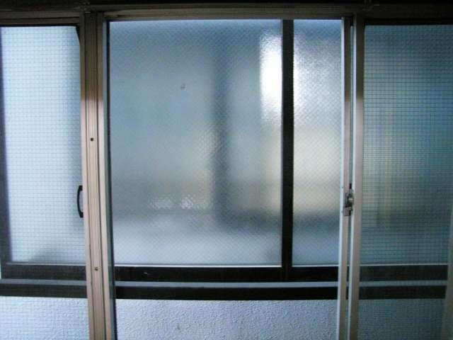 とっても開放感のある窓からの眺め(その2)♪