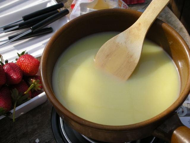 とっても美味しそうなポタージュスープ♪