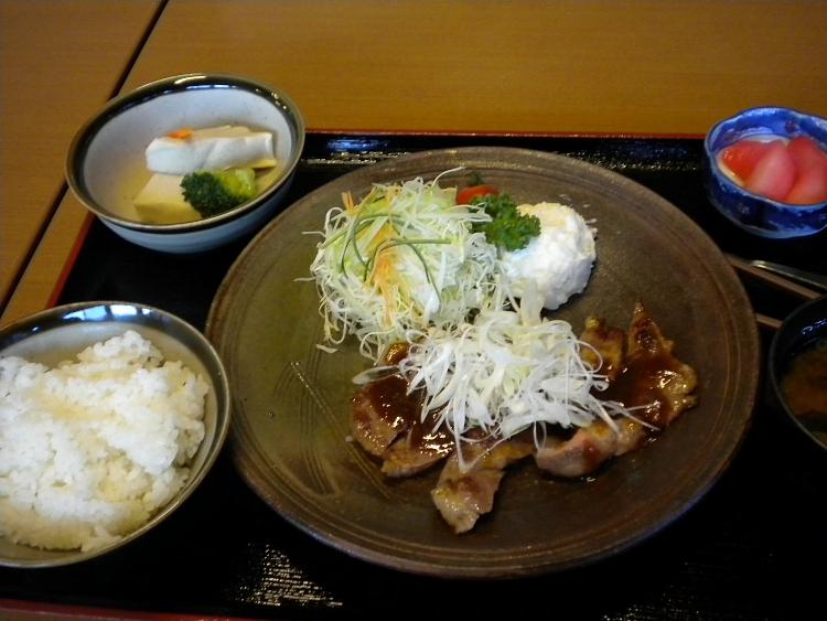 夕食@道の駅・白馬♪