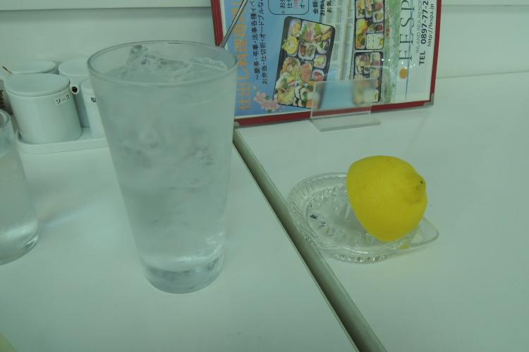 チューハイ@あら絞りレモン♪