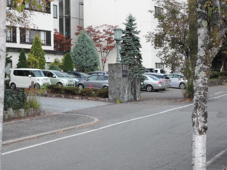 駐車場状況 (その2) ♪