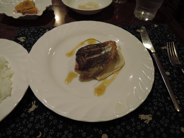お魚料理 ♪