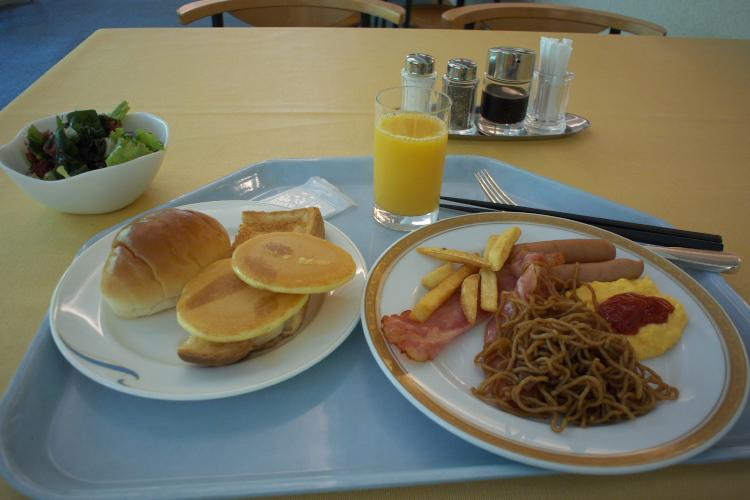 朝食(その1)♪