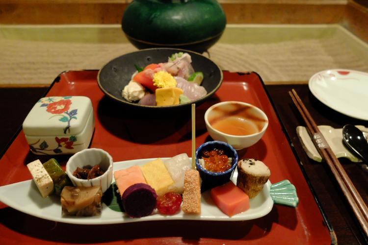 一の膳 featuring 前菜♪
