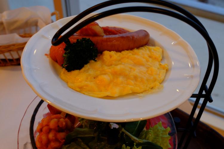 めっちゃ豪華な朝食(その2)♪