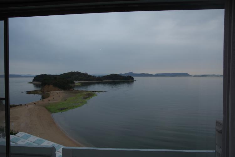 窓から見える絶景(その1)♪