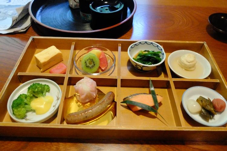 朝食 (その1)♪