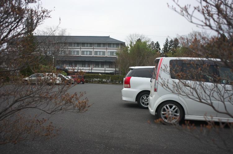 外観&駐車場♪