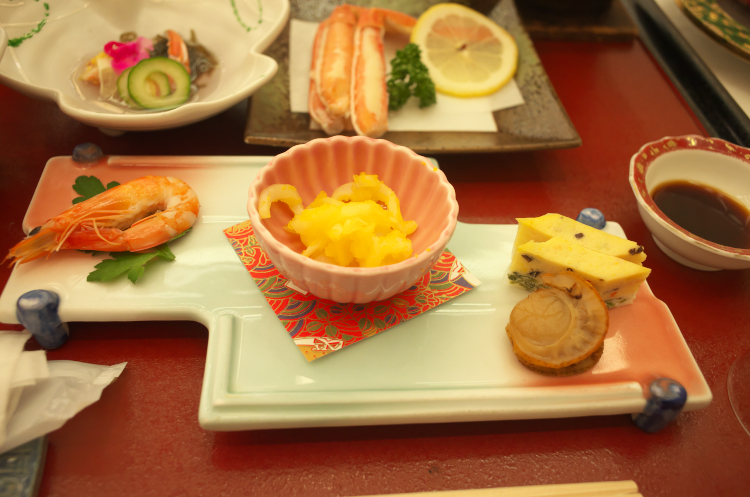 お料理 (詳細1)♪