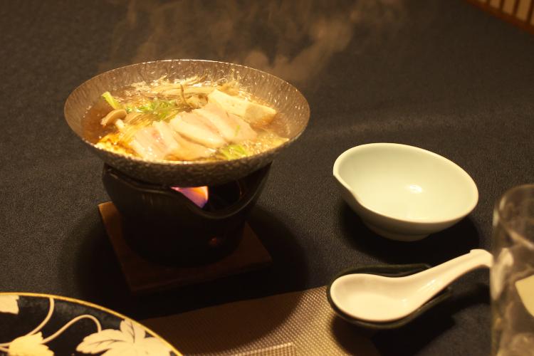 蔵王のフランス鴨鍋♪