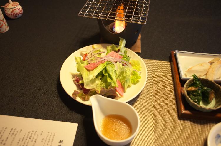 朝食 (サラダ)♪