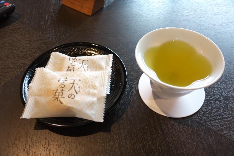 お茶菓子♪