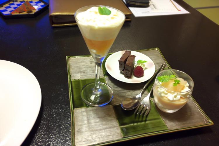 デザート(その2)♪