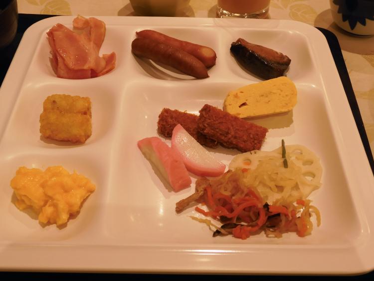 朝食(おかず)♪